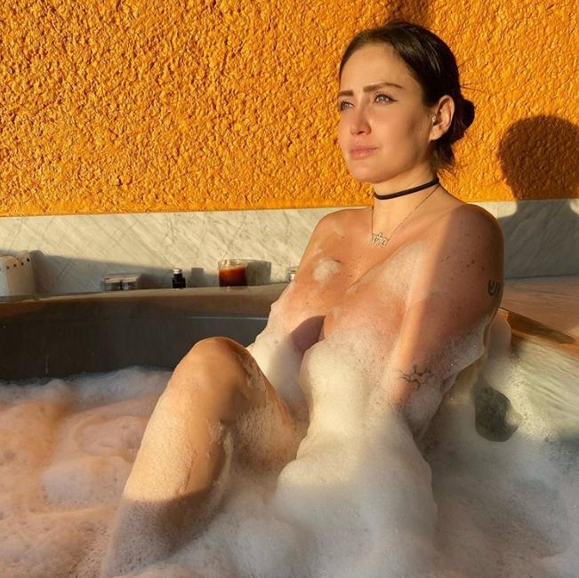 Celia Lora Nude en instagram